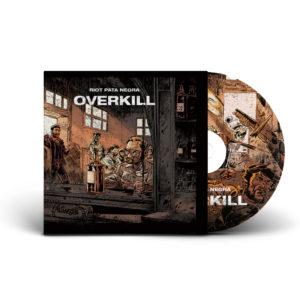 Riot Pata Negra - Overkill - CD album