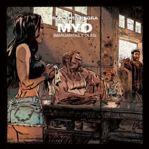 Riot Pata Negra - MYO - Cover